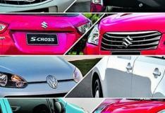 Carros que conquistam mais pelos seus atributos que por sua beleza.