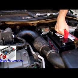 Como trocar a bateria do Peugeot 206 1.4 8v Flex
