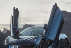 Conheça tudo sobre a McLaren 570 GT