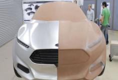 Como nasce um modelo de carro em Clay