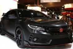 Honda Civic Type R abusa da agressividade