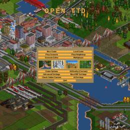 Transport Tycoon é o game mais clássico de todos os jogos de simulação.
