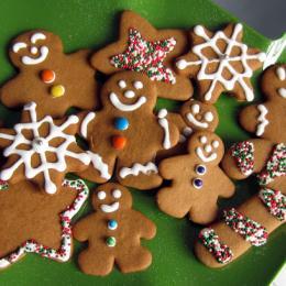 10 receitas de Natal deliciosas para fazer com as crianças