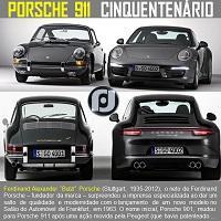 50 anos do Porsche 911