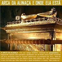 A Sagrada Arca da Aliança e onde ela está