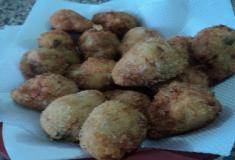 Receita: coxinha de pernil (sem massa de trigo)