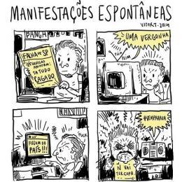 Faço piada do Brasil ou choro? O internauta brasileiro
