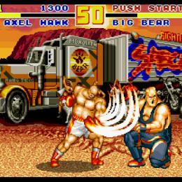 Fatal Fury é um jogo interessante de lutas que ocorrem nos becos