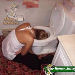 Então é por isso que as mulheres demoram no banheiro