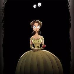 Já imaginou os personagens da Disney pelo olhar de Tim Burton?