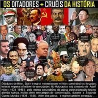 Os ditadores mais cruéis da história