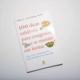Resenha literária: 100 dicas infalíveis para emagrecer e se manter em forma