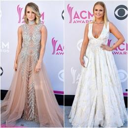 Veja os looks do Country Music Awards 2017