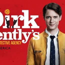 Dica de série: Dirk Gently's Holistic Detective Agency