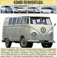 Volkswagen reinventa Kombi