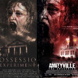 Cartaz do novo Amityville copia imagem de outro filme de horror!