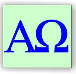 O alfabeto helênico