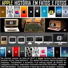 A história da APPLE em fatos e fotos