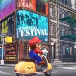 Super Mario Odyssey, gameplay e novidades
