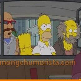 O dia que Homer Simpson quase abandonou o Bart