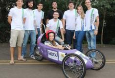 Carro elétrico da USP pode percorrer o Brasil com R$ 5