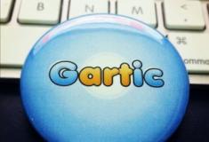 Tente adivinhar todos os games em Gartic!