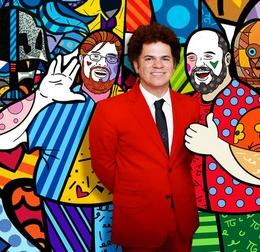 Inspiration: Obras do Romero Britto