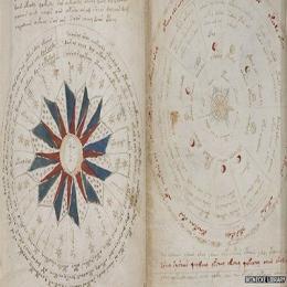 Decifraram o manuscrito voynich