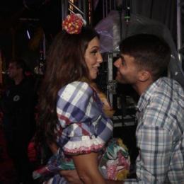 Site baiano confirma que Ivete Sangalo está mesmo grávida