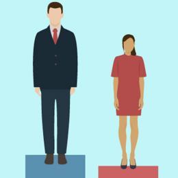 Por que as mulheres recebem salários menores?