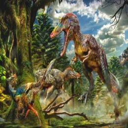 Os Tiranossauros chineses