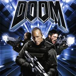Doom, é um filme bom? Tinha o The Rock e o Karl Urban.