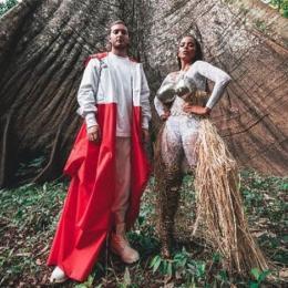 Anitta grava clipe na Floresta Amazônica