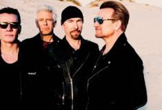 U2 chega ao Brasil para turnê comemorativa dos 30 anos de