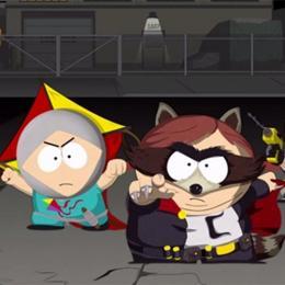 South Park e a fenda que abunda força, um game insano