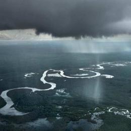 Nossa água vem da Amazônia!