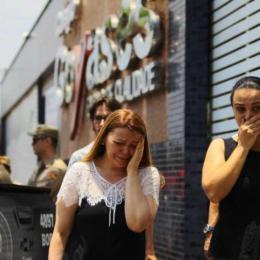 Alunos voltam à escola onde jovem atirou em colegas em Goiás