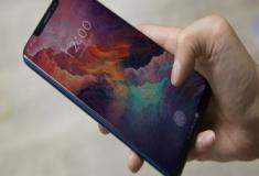 UMIDIGI Z2 deve ser o primeiro smartphone com leitor de digitais na tela