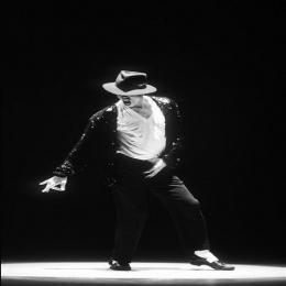 Dizem que Michael Jackson não fazia muita coisa…
