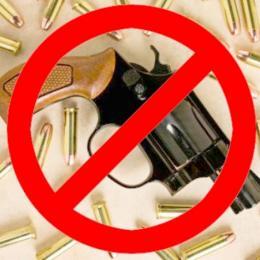 O que aconteceria se todas as armas de fogo sumissem?