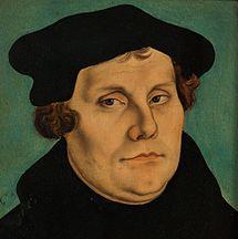 A fortaleza de Lutero