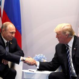 Trump e Putin anunciam decisão de derrotar o Estado Islâmico na Síria