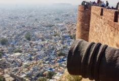 Jodhpur a cidade azul da Índia