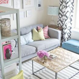 7 Ideias de decoração para uma sala pequena