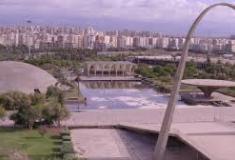 A obra-prima de Oscar Niemeyer que foi abandonada durante guerra no Líbano