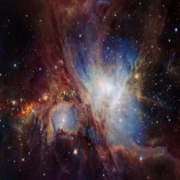 Novos indícios da origem da massiva nebulosa de Órion