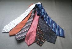 Parábola das coisas - A gravata
