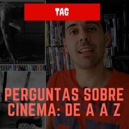 Cinema de A a Z, uma conversa de colecionador para colecionador
