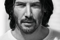 A história do ator Keanu Reeves, o mais humilde de Hollywood