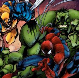 Os super heróis mais poderosos da Marvel